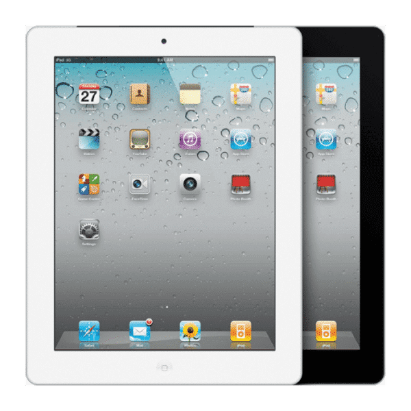 ipad2Black white