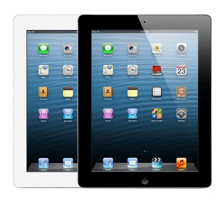 iPad 4 1